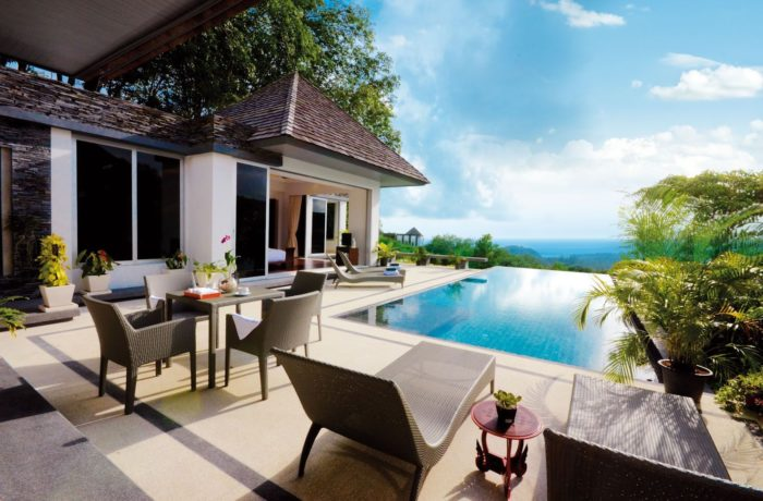 SeaView Villas – Layan Beach