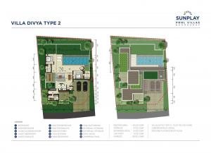 Sunplay Pool VILLA DIVYA TYPE2-01