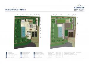 Sunplay Pool VILLA DIVYA TYPE4-01